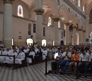 ¿En qué nos beneficia asistir a la Eucaristía?