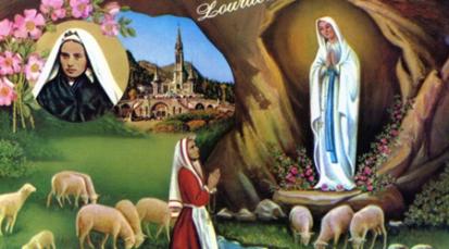 Lourdes, un milagro en la tierra