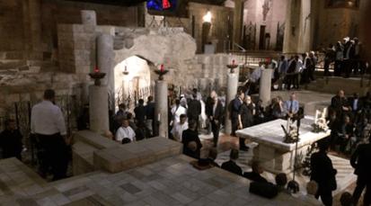 Desde Nazaret nuestro Obispo, ora por todos los fieles de la Diócesis de Cúcuta