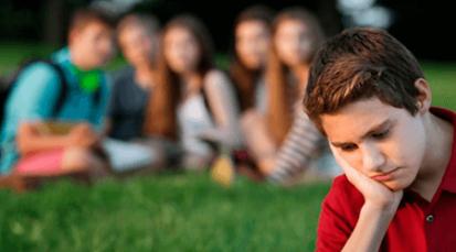 La violencia escolar, un problema que va en aumento
