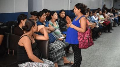 """Que """"dolor"""" es dar a luz en Venezuela"""