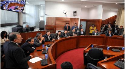 Comisión de Paz del Senado insiste en retomar conversaciones con el ELN