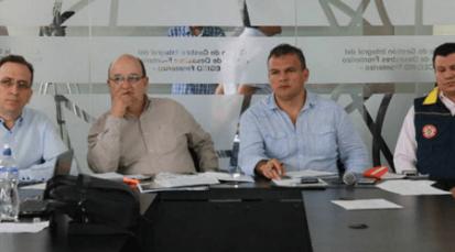 Ministerio de salud evaluó la gran demanda de servicios de salud en Cúcuta