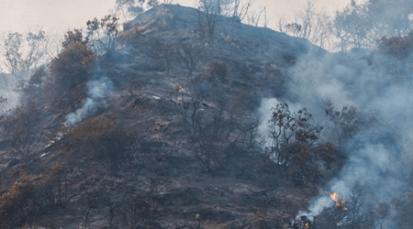 Alarma en Chitagá por incendios