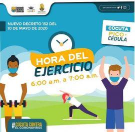 Cúcuta se adapta al Aislamiento Social Obligatorio que va hasta el 1 de julio