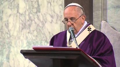 La esperanza cristiana no defrauda: Papa Francisco