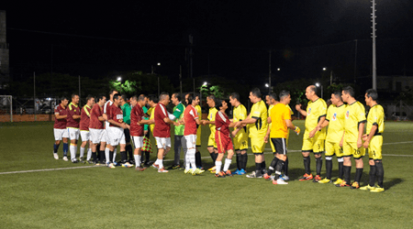Diócesis de Cúcuta Vs. Diócesis de San Cristóbal se preparan para la Copa de la Fe 2018