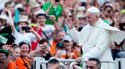 Papa Francisco recibe a 60 mil monaguillos de Europa