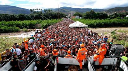 Nueva oficina de Ayuda en Acción Colombia brindará apoyo a unos 160.000 inmigrantes venezolanos