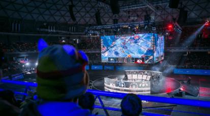 En Bogotá será la final del evento más grande de deportes electrónicos