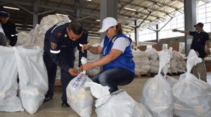 Dirigentes políticos venezolanos llaman a su pueblo a acompañar el paso de las ayudas