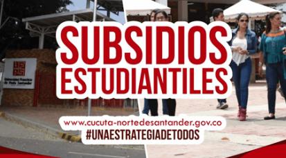 Alcaldía de Cúcuta y Universidades consolidan subsidios para 1.300 estudiantes