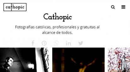 Conoce el nuevo website de imágenes católicas gratuitas