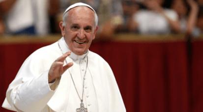 """""""Jóvenes, lleven el testimonio de la paz"""": Papa Francisco"""