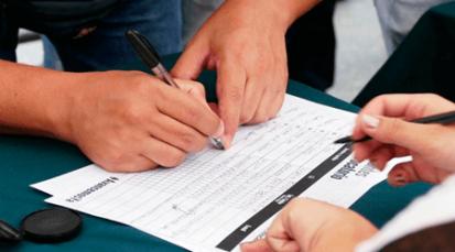 Nueva Reforma Política establecerálímites al mecanismo de recolección de firmas