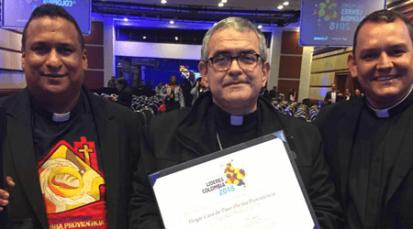 Galardones a la Casa de Paso Divina Providencia Premios a una experiencia de fe y caridad