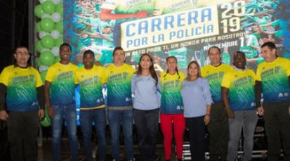 """Conozca el cierre de vías por """"Carrera por la Policía 10K"""""""