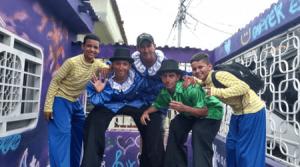 Casa cultural para jóvenes venezolanos