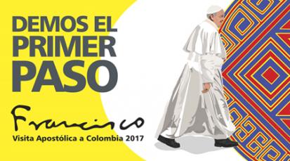 El Papa Francisco visitará Colombia del 6 al 10 de septiembre de 2017
