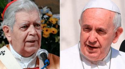 Papa Francisco expresa su solidaridad con el Arzobispo de Caracas