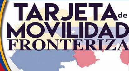 Tarjeta fronteriza, a partir del primero de mayo