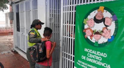 Niños venezolanos vienen a Cúcuta a trabajar