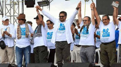 232 mil millones: lo que le costaría al Estado el partido de las Farc