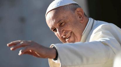"""""""Un niño enfermo, como cualquier persona necesitada y vulnerable, más que un problema es un don de Dios"""": Papa Francisco"""