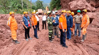 7 municipios de Norte de Santander afectados por la lluvia