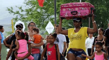Colombia cierra el 2018 con 1.102.000 migrantes