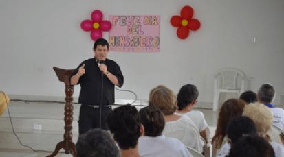 Diócesis de Cúcuta organiza fraterno encuentro con los mensajeros
