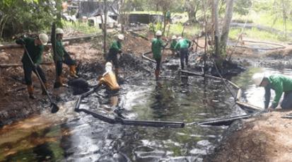 Sigue inmovilizada planta de gas de Sardinata y Campo Tibú