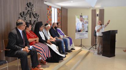 Organización La Esperanza convocó encuentro ecuménico