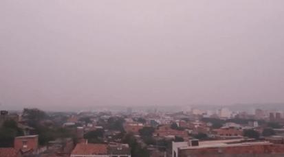 Cúcuta y su área metropolitana afectada por excesiva contaminación