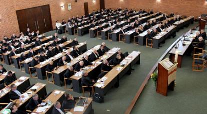 Asamblea plenaria del episcopado colombiano