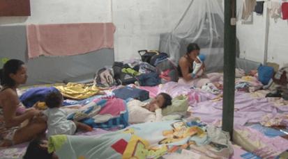 Diócesis de Cúcuta, apoya punto de atención al migrante caminante