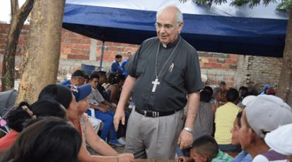 """""""El pueblo, sujeto social del cambio"""": Mons. Mario del Valle Moronta"""