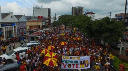 Ibagué, primera capital que prohíbe grandes proyectos mineros