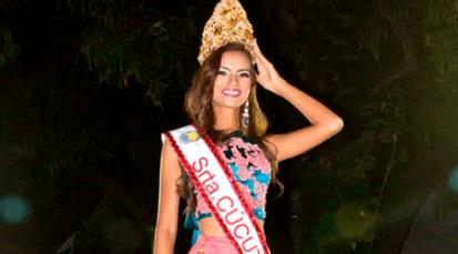 Cúcuta tiene reina para el periodo 2018 – 2019