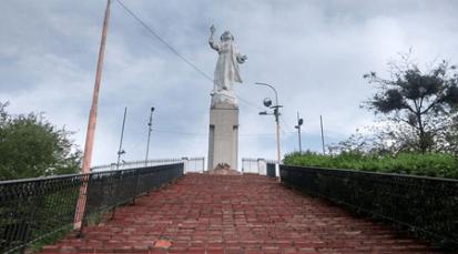 Comunidad exige participación en proyecto de Cristo Rey