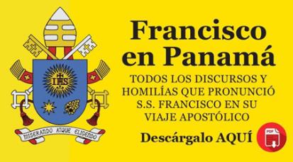 A disposición todos los mensajes del Santo Padre en la JMJ 2019