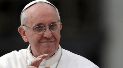"""""""Cristo resucitado es nuestra esperanza"""": Papa Francisco"""