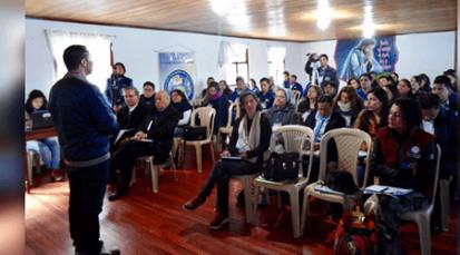 Pastorales sociales Colombia-Ecuador hablan de pedagogía para la paz