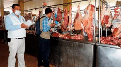 Cierran 70 carnicerías en Chinácota