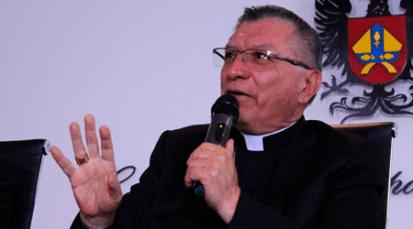 """""""Toda violencia, engendra más violencia"""": Mons. Óscar Urbina, sobre atentado en Escuela de Policías"""