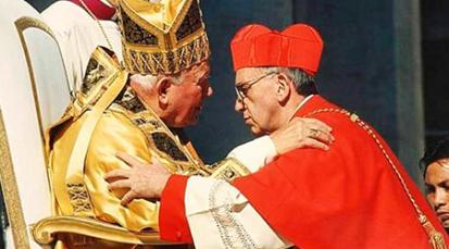 Hace 16 años fue nombrado Cardenal, hoy es nuestro Papa Francisco