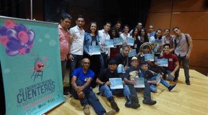 Elegido, representante regional del Festival Internacional de Cuenteros
