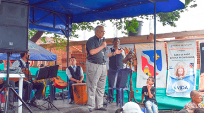 El Obispo venezolano Mario Moronta exige un camino de paz entre Colombia y Venezuela