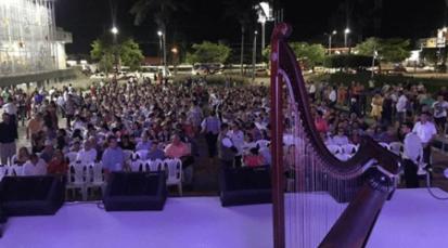 Fin de semana con el II Festival Internacional Arpa Sin Frontera
