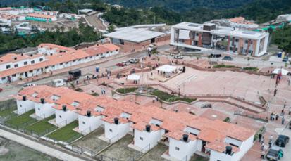 Hacen falta 135 viviendas para Gramalote